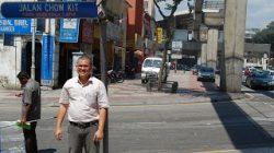 Chow Kit 'Pasar Aceh' di Malaysia