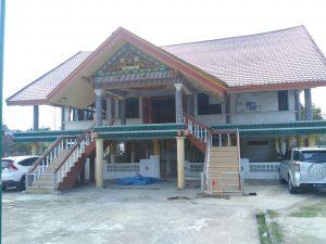 Meunasah Aceh Zaman Now