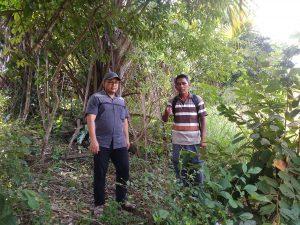 Kunjungi Hutan Wakaf