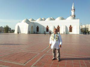 Mesjid Qishah tempat Eksekusi Hukuman Pancung di Arab Saudi